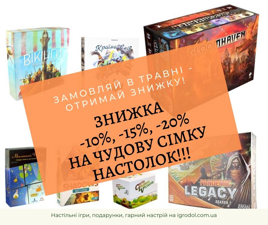 Глумхевен и другие игры со скидкой в Украине - фото | Игродол